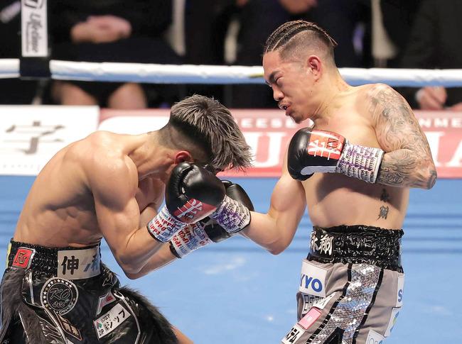 井岡一翔 ボクシング WBO 世界Sフライ級王者 タトゥー ルール違反に関連した画像-04