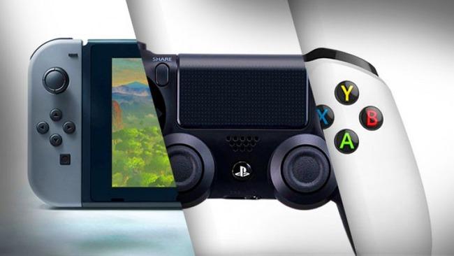 イギリス小売市場 PS4 ニンテンドースイッチに関連した画像-01