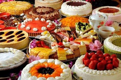 ストレス 健康 癒やし ケーキ デザート スイーツ 甘い物に関連した画像-01