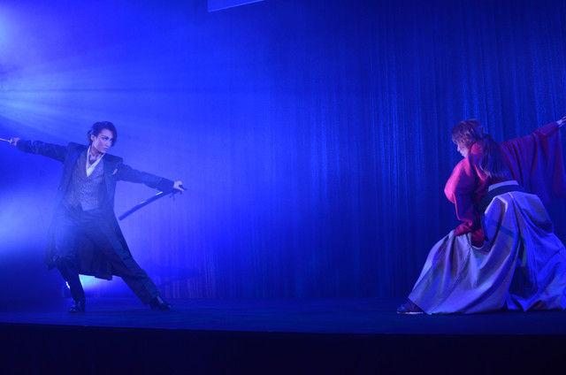 るろうに剣心 和月伸宏 涼風真世 宝塚 ミュージカル ビジュアル キャストに関連した画像-12