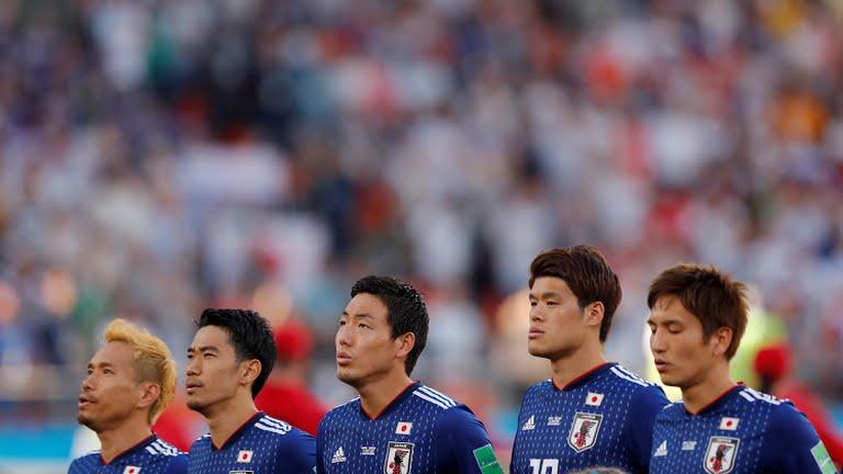 【速報】W杯、日本vsセネガル 途中結果 1-1の同点!!日本頑張れええええ!
