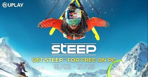 【朗報】人気オープンワールド雪山スポーツゲー『STEEP』、PC版の期間限定無料がスタート!5月22日までだぞ急げええええ!