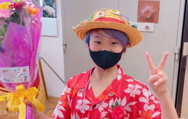 ゆたぼん 小学生YouTuber 卒業式 髪の毛 不登校に関連した画像-01
