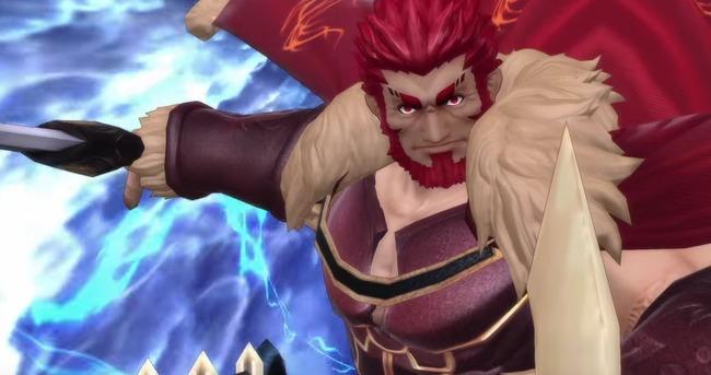 フェイト エクステラ Fate ジャンヌ・ダルク イスカンダル プレイ動画 王の軍勢 ラ・ピュセルに関連した画像-01