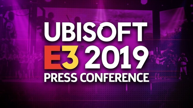 E3 2019 UBISOFTに関連した画像-01