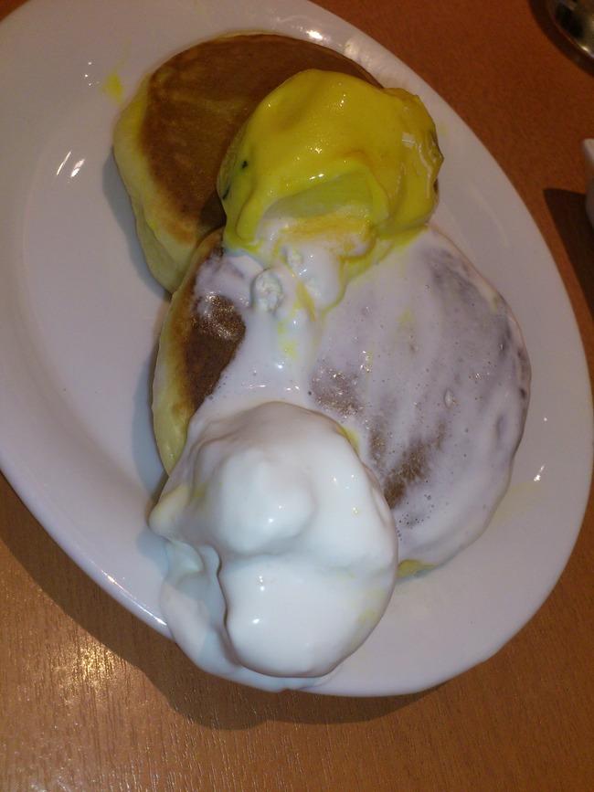 デニーズ パンケーキ ホットケーキに関連した画像-04