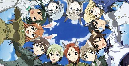 ストライクウィッチーズ TV 劇場版 OVA コンプリート ブルーレイBOX 再アプコン ハイレゾ 高画質に関連した画像-01