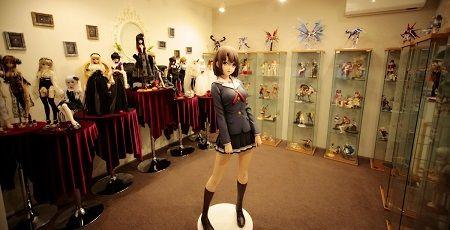 冴えない彼女の育てかた 加藤恵 等身大フィギュア 購入者 転売 ヤフオクに関連した画像-01