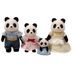 シルバニアファミリー パンダ 脱衣に関連した画像-01