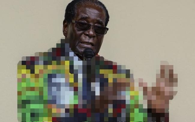 ジンバブエ ムガベ 俺様スーツに関連した画像-01