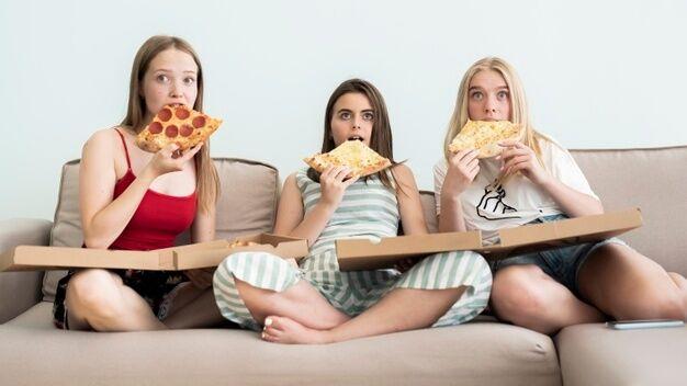 ピザ Netflix 報酬に関連した画像-01