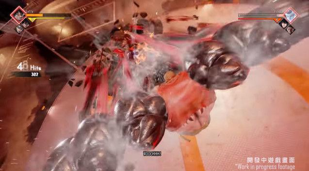 ジャンプフォース プレイ動画 ワンピース ナルト ドラゴンボールに関連した画像-27
