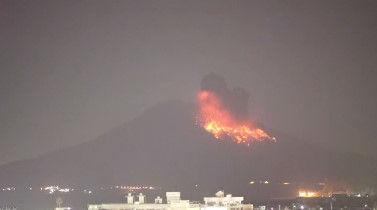 鹿児島 桜島 火山 噴火 気象庁 噴火速報に関連した画像-06