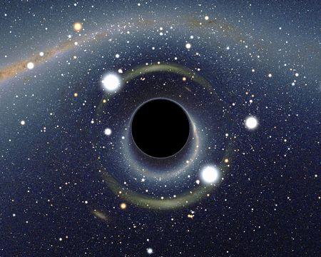 ブラックホール 撮影に関連した画像-01