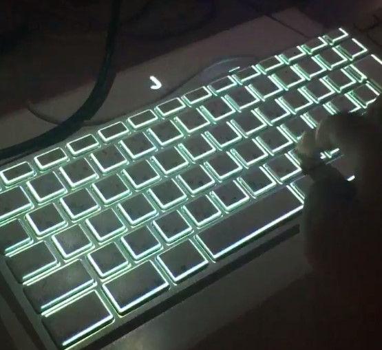 キーボード かっこいい おしゃれ 文字 キー 流れるに関連した画像-05
