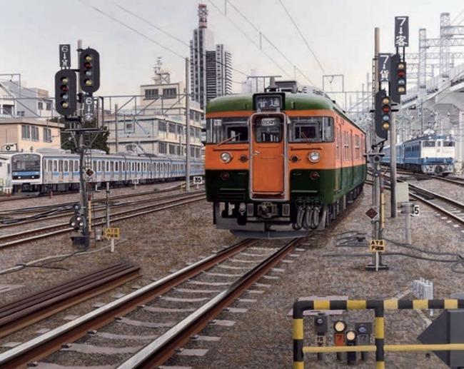 自閉症 絵 鉄道に関連した画像-03