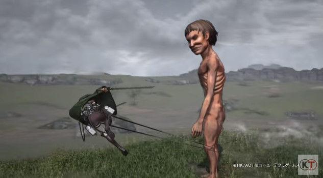 進撃の巨人 PS4 ゲーム PVに関連した画像-14