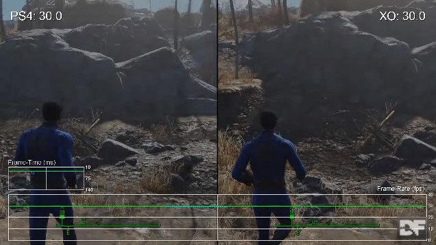 フォールアウト4 動画 fps 計測 PS4 XboxOne ベセスダ・ソフトワークスに関連した画像-02
