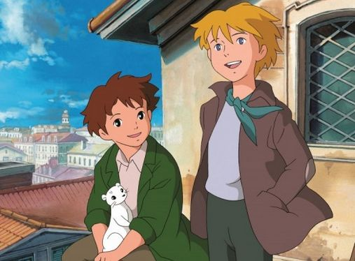 世界名作劇場 傑作 ロミオの青い空 再放送 TOKYOMXに関連した画像-01