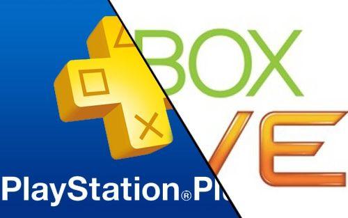 PSN XboxLive 月額料金に関連した画像-01