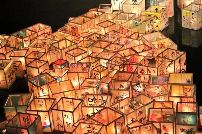 ポプテピピック 灯篭流し 炎上に関連した画像-04