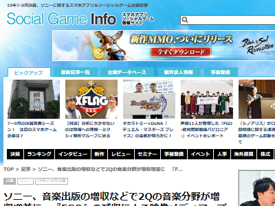 FGO 減収 決算 収益 売上 ソニー Fate グランドオーダーに関連した画像-02