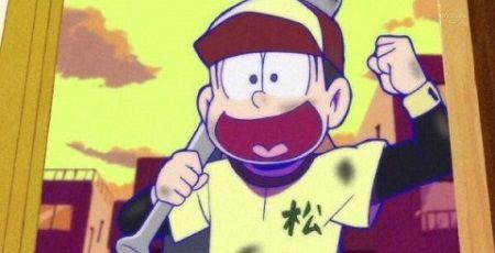 おそ松さん 侍ジャパン 野球 コラボに関連した画像-01
