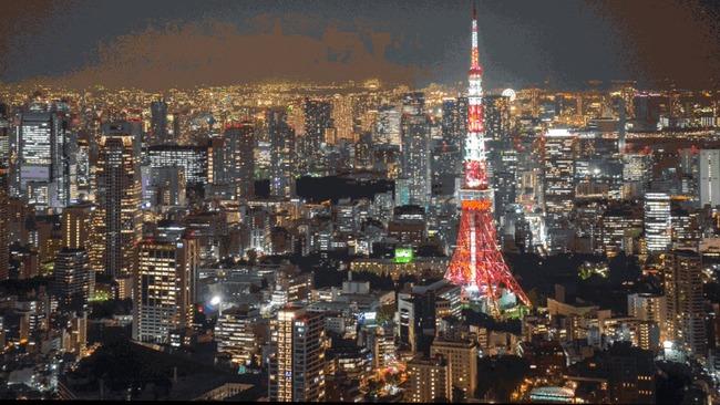 マインクラフト 東京 再現 制作に関連した画像-02