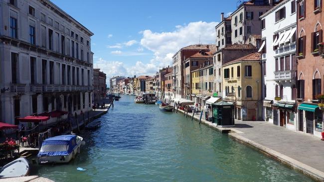 水の都 ベネツィア 水位に関連した画像-01
