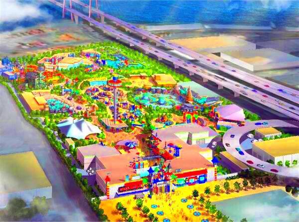 名古屋 レゴホテル レゴランド LEGO テーマパークに関連した画像-07