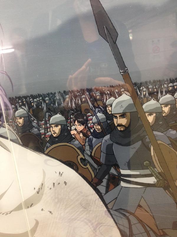 アルスラーン戦記 進撃の巨人に関連した画像-05
