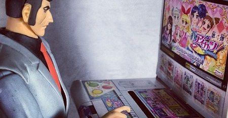 アイカツ! アイカツスターズ! アイカツおじさん ヨドバシ 秋葉原 に関連した画像-01