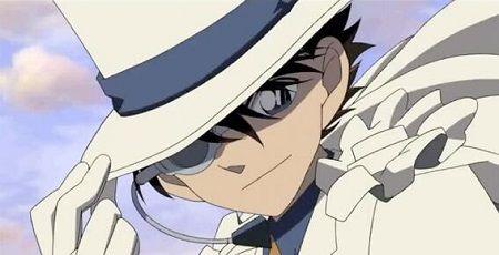 名探偵コナン 怪盗キッド コスプレ シルクハット 注文 大きさに関連した画像-01