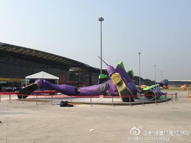 エヴァ 初号機 Chinajoyに関連した画像-09