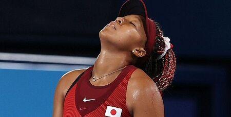 大坂なおみ メダル 東京五輪 負け 敗退 3回戦 テニス オリンピックに関連した画像-01