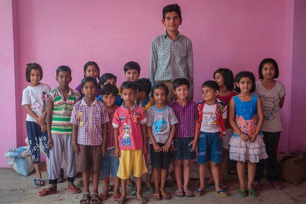 8歳 身長198cm インドに関連した画像-03