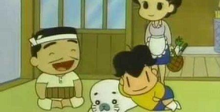 少年アシベ GO!GO!ゴマちゃん アニメ化に関連した画像-01