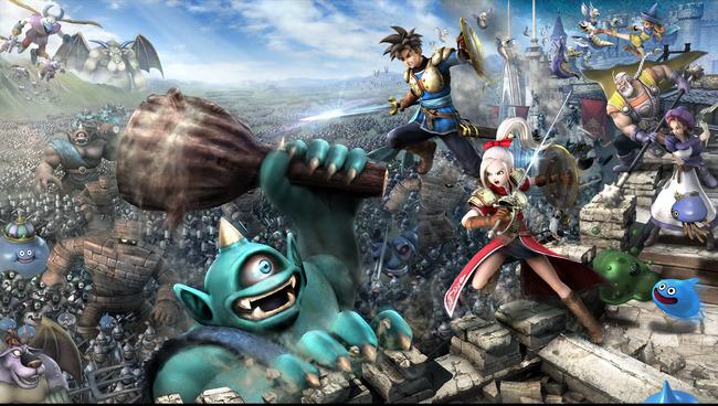ドラゴンクエスト PS4 日経に関連した画像-01