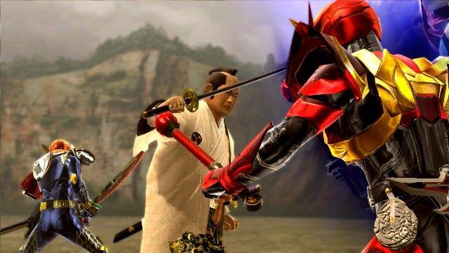 仮面ライダー バトライド・ウォー2 徳川吉宗に関連した画像-03