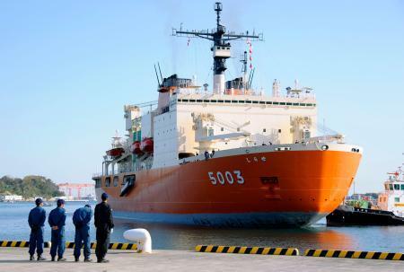 南極 朝日 記者 帰国 昭和基地 新型コロナ マスク 浦島太郎に関連した画像-01