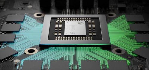 Xbox Scorpio スコーピオ メモリ フルパワーに関連した画像-01