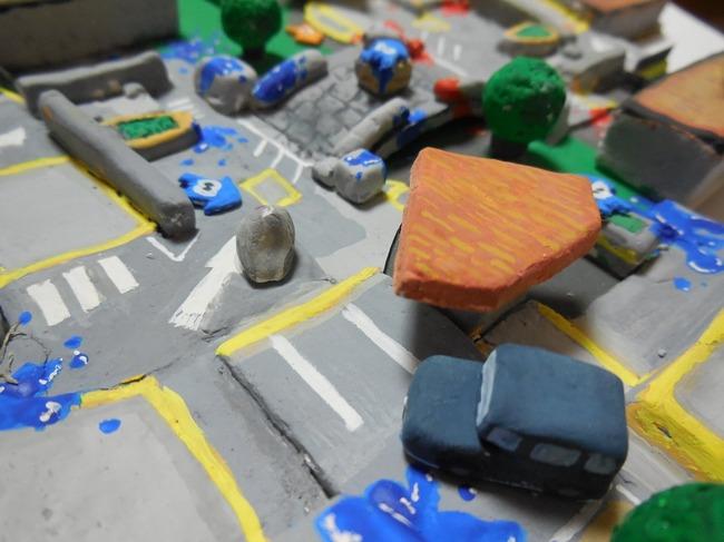 小学生 夏休み 自由研究 スプラトゥーン2 ステージ バッテラストリートに関連した画像-05