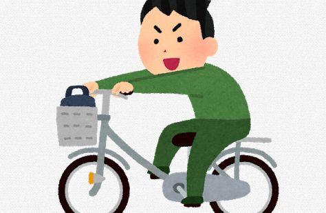 自転車 あおり運転 危険行為 違反に関連した画像-01