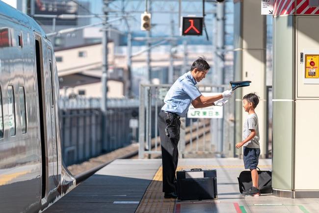 JR 北陸新幹線 長野駅 息子 サービス に関連した画像-03