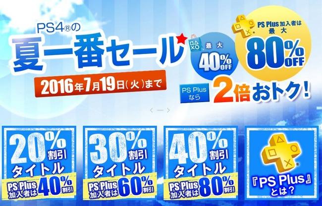 PS4 DL セール 期間限定 フォールアウト4 ウィッチャー3に関連した画像-03