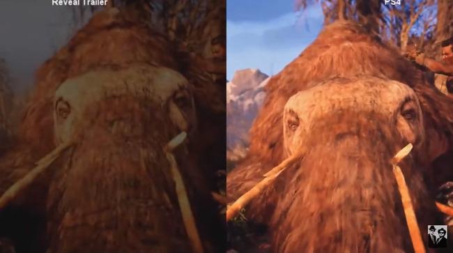ファークライ 比較 劣化に関連した画像-11