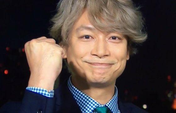 香取慎吾 ツイッター SMAP 降臨に関連した画像-01