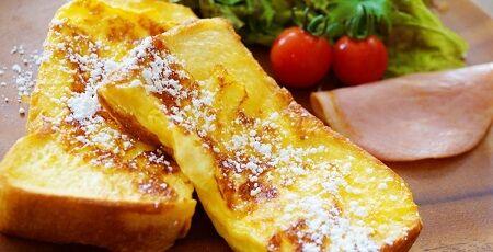 フレンチトースト レシピ 卵液 作り方 パンに関連した画像-01