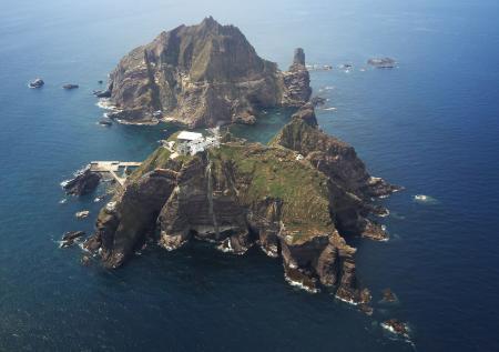 竹島、やっぱり日本の領土でした