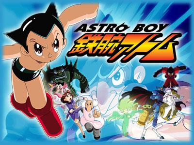 astro boy 鉄腕アトムの壁紙